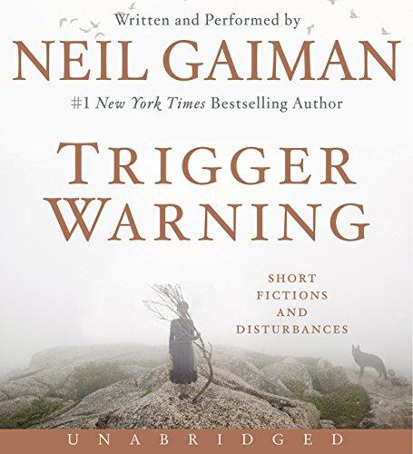 Trigger Warning CD: Short Fictions and Disturbances