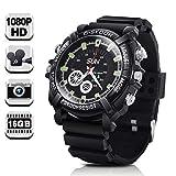 Best Spy Watches - 1080P HD Hidden Camera Watch - Wearable Secret Review