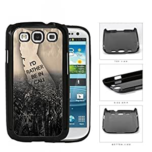 Busy City Birds Eye View Hard Plastic Snap On Cell Phone Case Samsung Galaxy S3 SIII I9300