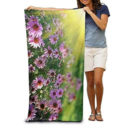 - Promotional Daisy Flowers Summer Pool Towel,Swim Towels Bathroom,Gym Pool 31 in X51 in