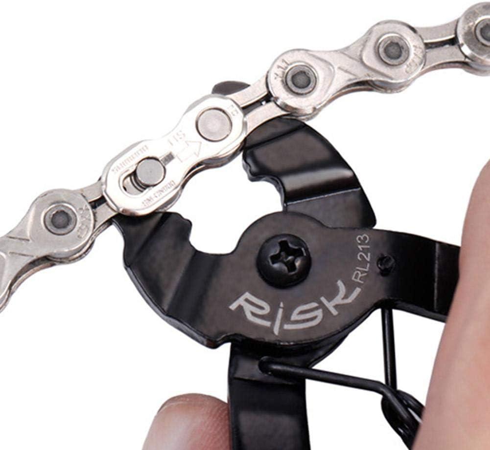 Fahrrad Kettenbrecher-Spliter-Kettenwerkzeug Aus- Und Einbauen SNIIA Fahrradkettenzange Fahrradketten-Fehlender Glieder/öffner Schlie/ßerzange Kettenschneider-Anschluss for/Sale trendy