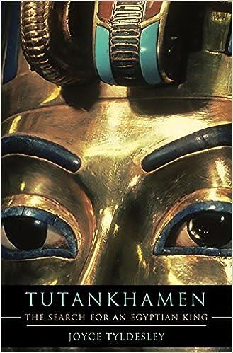 Amazon.com: Tutankhamen: The Search for an Egyptian King (9780465020201): Joyce Tyldesley: Books