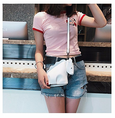 Explosion Mini popo Female Crossbody Bag Gift Small Justyou Bag Personality Di Bag Unicorn Judy Models Unicorn Bag Wild Bag Fashion Aa PSwq1xC