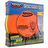 Innova Discs DX 3-Disc Beginner Disc Golf Set