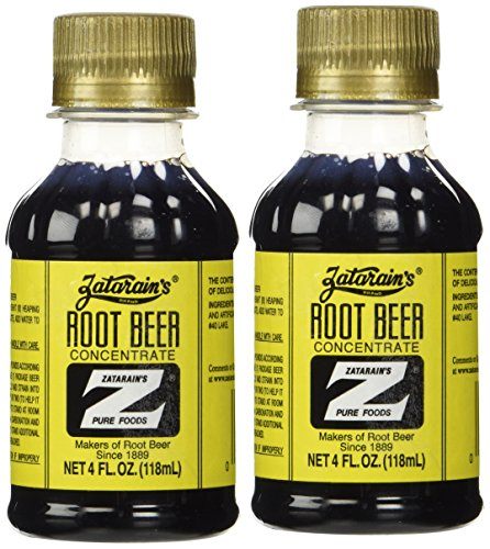 root beer concentrate - 1