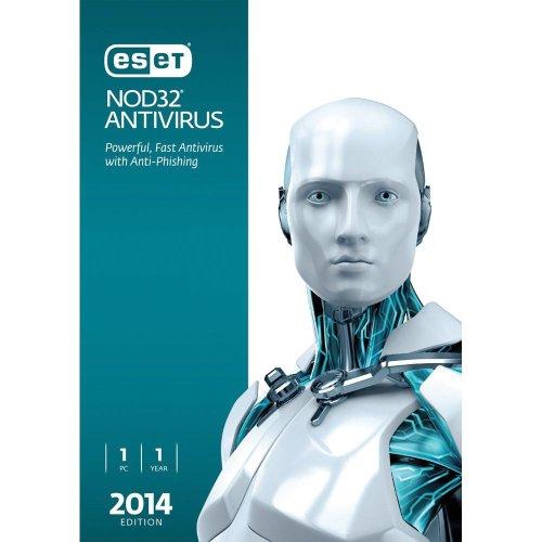 ESET NOD32 AntiVirus 2014 OEM Edition - 1 User - 1 Year (User 1 Eset 2014)