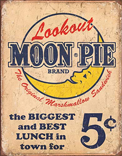 Desperate Enterprises 4SGM TSN1801 Moon Pie Best Lunch
