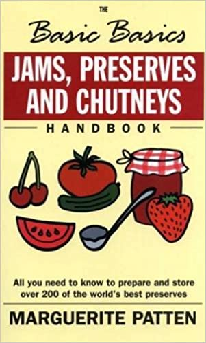 Book Jams, Preserves and Chutneys (Basic Basics)