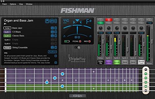 Fishman TriplePlay Wireless MIDI Guitar Controller by Fishman (Image #6)