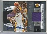 2009 Prestige Basketball Kobe Bryant Prestigious