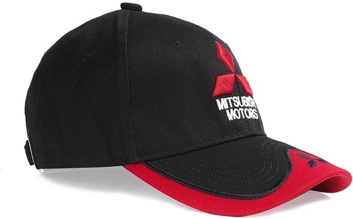 YanLong Mitsubishi Gorra de béisbol Motocross Sombrero Locomotora ...
