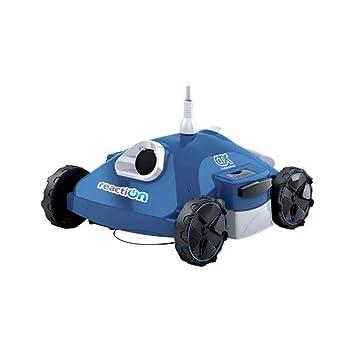 Astralpool Robot eléctrico REACCIÓN Aspirador Limpiador de Piscinas: Amazon.es: Jardín