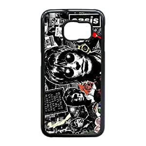 Oasis Band for Samsung Galaxy S6 Edge Phone Case Cover 8SS458778