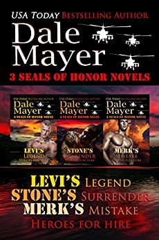 Heroes for Hire: Books 1-3 by [Mayer, Dale]