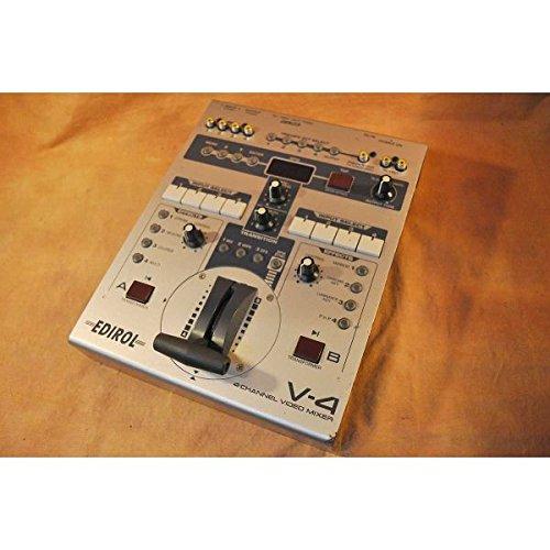 EDIROL / V-4 4-Channel Video Mixer / エディロール B01EC16I5S