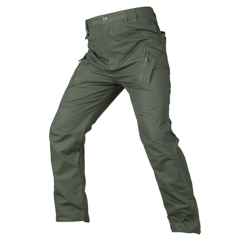 Pantalones de Hombre de BaZhaHei, Pantalones de Trabajo de los ...