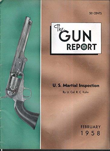 GUN REPORT US Martial Inspection Col Saunders Joslyn Revolver Flintlock 2 -