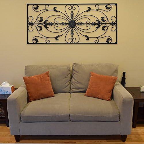 home, kitchen, home décor, home décor accents, sculptures,  wall sculptures 2 discount GB HOME COLLECTION Metal Wall Decor, Decorative Victorian deals