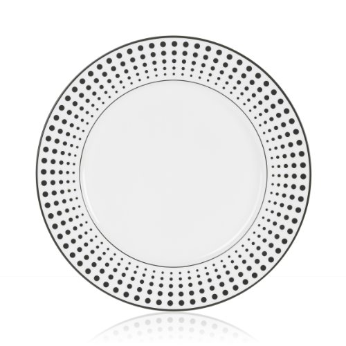 Mikasa Cheers Dots Round Serving Platter, 12-Inch