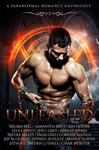 Unleashed: A Paranormal Romance Anthology (English Edition)