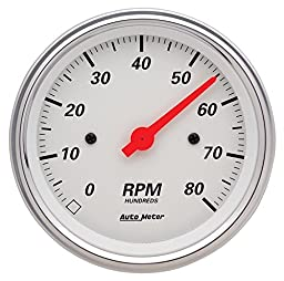 Auto Meter 1390 3-3/8IN A/W STREET ROD