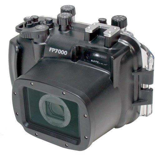 Fantasea FP7000 Underwater Housing for Nikon Coolpix P7000, Depth Rated 60m/200 feet