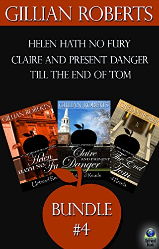 The Amanda Pepper Mysteries: Bundle #4