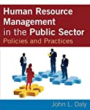 img - for Human Resource Management in the Public Sector book / textbook / text book