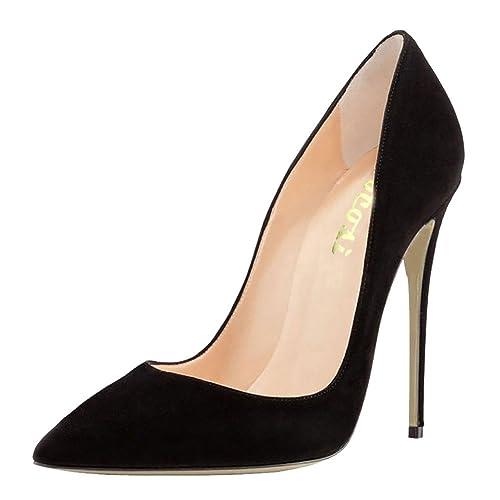 3c9fb882198 VOCOSI Women s High Heels