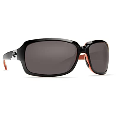 c1606b4a49eed Amazon.com  Costa Del Mar Women s Isabela Sunglasses 580Plastic ...