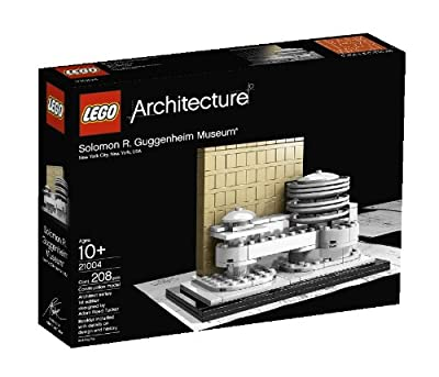Lego Architecture Solomon R Guggenheim Museum 21004 by LEGO