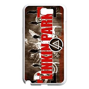 Custom Linkin Park Hard Back Cover Case for Samsung Galaxy Note 2 NT116 by runtopwell