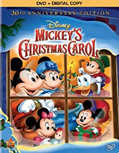 Mickey's Christmas Carol 30th Anniversary - Special Edition (DVD + Digital Copy) from Walt Disney Studios Home Entertainment