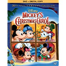 Mickey's Christmas Carol 30th Anniversary - Special Edition