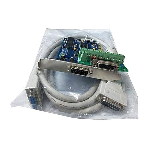 Homyl PCI Motion Breakout Board Interface Controlador De ...