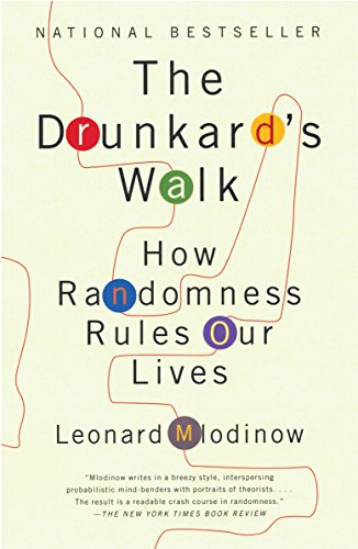 The Drunkard's Walk: How Randomness Rules Our Lives [Leonard Mlodinow] (Tapa Blanda)