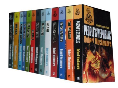 Cherub Series Collection Pack Robert Muchamore 13 Books Set.(Robert Muchamore Collection) (The Fall, Man Vs Beast, The Sleepwalker, Class A, The Killing, Maximum Security, Brigands M. C., The General, The Recruit, Mad Dogs, Divine Madness, Shadow Wave & People's Republic)) ebook