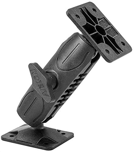 Arkon AMPS Car or Wall Mount Bracket for Camera GPS Satellite Radio and Video Camera Retail Black