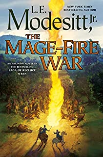 Book Cover: The Mage-Fire War