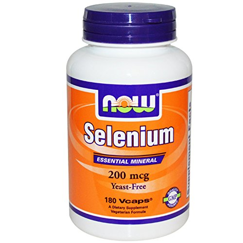 NOW Foods Selenium VCaps Pack