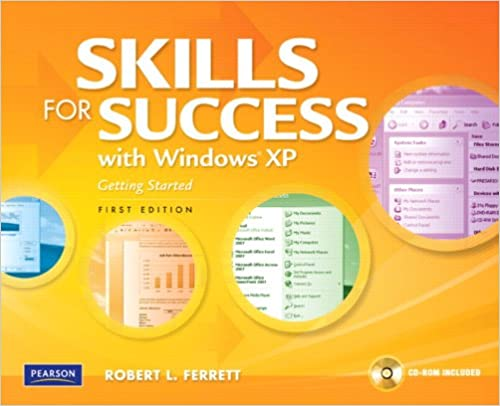 Skills For Success with Windows XP, Getting Started