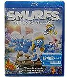 Smurfs: The Lost Village (Region A Blu-Ray) (Hong Kong Version / English Language. Mandarin Dubbed) 藍精靈: 迷失的村莊