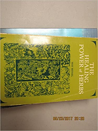 Book The Healing Power of Herbs