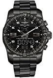Breitling Cockpit B50 Black Titanium 43mm Case Men's Watch VB501022/BD41-176V