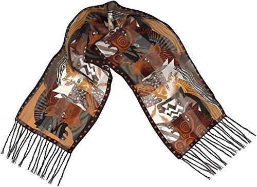 laurel-burch-lbs-136-authentic-silk-art-scarf-moroccan-mares
