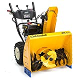 "HD Cub Cadet 3X Snow Blower Thrower 30"" Gas Powered Electric Start Power Steering PRIOR YEAR MODEL CLOSEOUT"