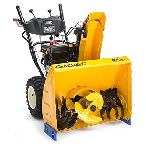 HD Cub Cadet 3X Snow Blower Thrower 30'' Gas Powered Electric Start Power Steering PRIOR YEAR MODEL CLOSEOUT by CUB CADET
