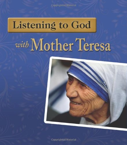 Thoughtful Shopper (Listening to God With Mother Theresa)