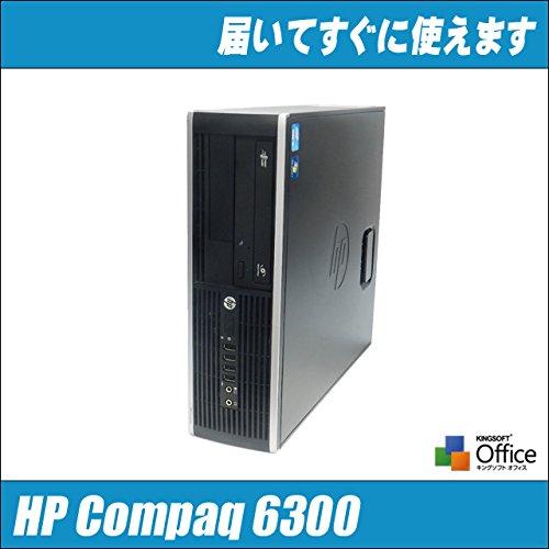 卸売 HP Compaq Pro 6300 6300 SF B01N49BWT9/CT◎ HP メモリ8ギガ搭載デスクトップパソコン B01N49BWT9, フジカワチョウ:fec357a0 --- arbimovel.dominiotemporario.com