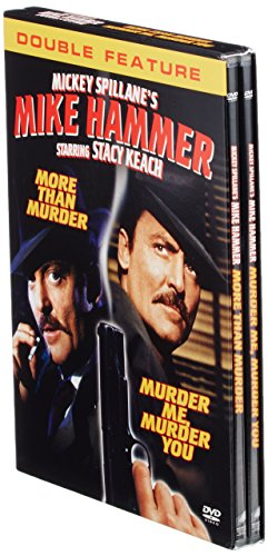 Mike Hammer: More Than Murder / Murder Me, Murder You (Double - Stacy Outlet